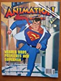 img - for Animation Magazine, August 1996 book / textbook / text book