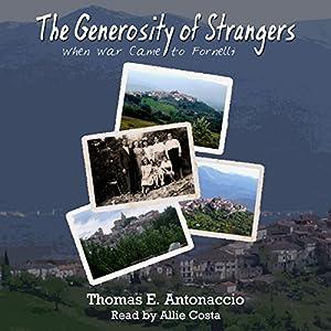 The Generosity of Strangers Audiobook