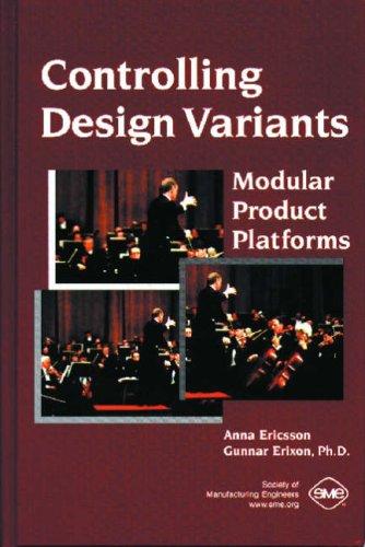 Controlling Design Variants: Modular Product Platforms