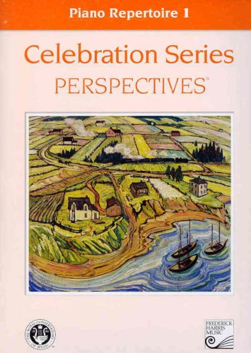 Piano Repertoire 1 (Celebration Series Perspectives®)
