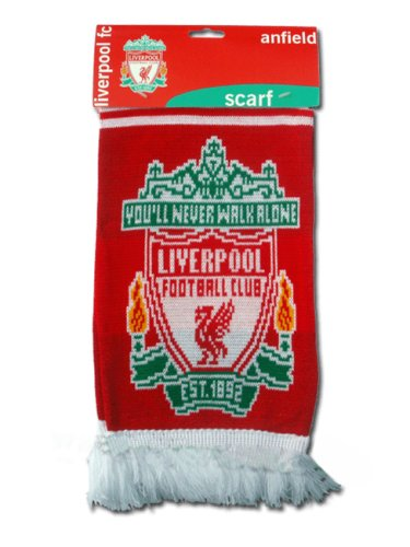 Liverpool F.C. Jaquard Scarf