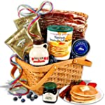 New England Breakfast Gift Basket Sta...