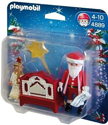 PLAYMOBIL 4889 - Engelchen mit Nikolaus und Leierkasten
