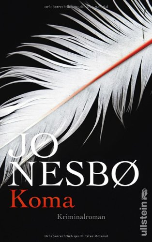 Jo Nesbo: Koma (c)2013 Ullstein Verlag (dramaturgia)