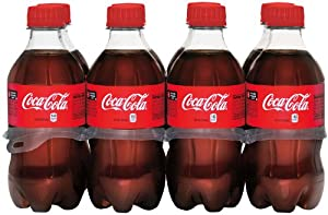 Coca-Cola Bottle (8 Count, 12 Fl Oz Each)