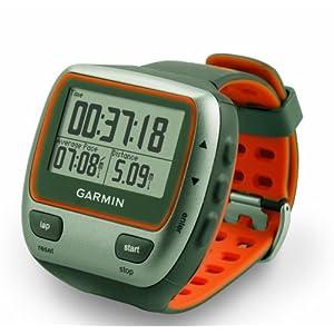 Garmin Forerunner, running