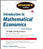 img - for Schaum's Outline of Introduction to Mathematical Economics, 3rd Edition (Schaum's Outline Series) by Dowling, Edward (2011) Paperback book / textbook / text book