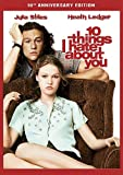 Cover art for  10 Things I Hate About You (Two Disc Special Edition - Includes DVD & Digital Copy)
