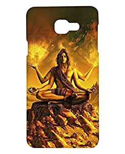 FunkyFones Back Cover for Samsung Galaxy A7 2016