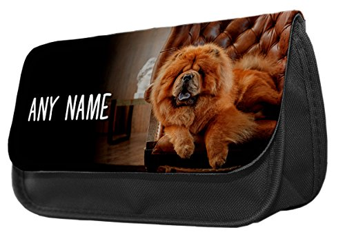 personalised-chow-chow-dog-make-up-bag-pencil-case