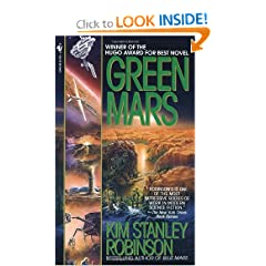 Green Mars (Mars Trilogy, Book 2) by Kim Stanley Robinson