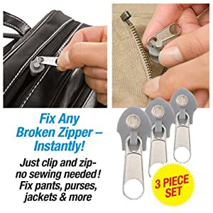 Fix a zipper amazon