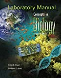 Laboratory Manual Concepts in Biology (0077295250) by Enger, Eldon