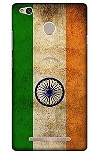 india Designer Printed Back Case Cover for Redmi 3S