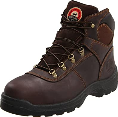"Amazon.com: Irish Setter Men's 83608 6"" Steel Toe Work"