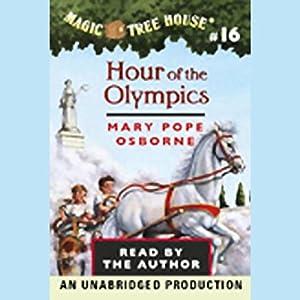 Magic Tree House, Book 16 Audiobook