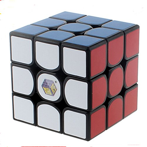 Yuxin Zhisheng Unicore Kylin 3x3 Speed Cube Black