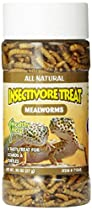 San Francisco Bay Brand SSF71840 Health Herp Insectivore Treat, Mealworm, 0.95-Ounce