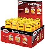 SMITHS 3-N-1 GET SHARP POCKET SHARPENER - 50279 (Pack of 16)