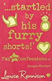 '...startled by his furry shorts!' (Conf...
