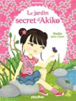 Première lecture Minimiki : Le jardin secret d'Akiko - Tome 1
