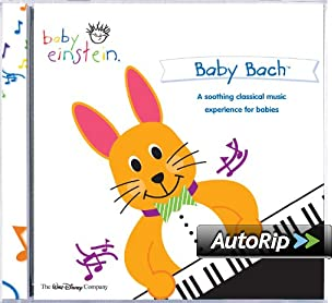 Amazon.com: Baby Einstein: Baby Bach (Jewel): Music