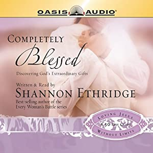Completely Blessed Audiobook