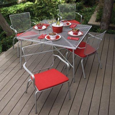 Woodard Torino Patio Dining Set - WD1050