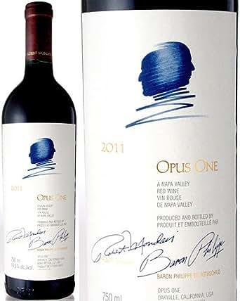 オーパス・ワン 2011 700ml 赤ワイン2011年 OPUS ONE オーパス・ワン・ワイナリー