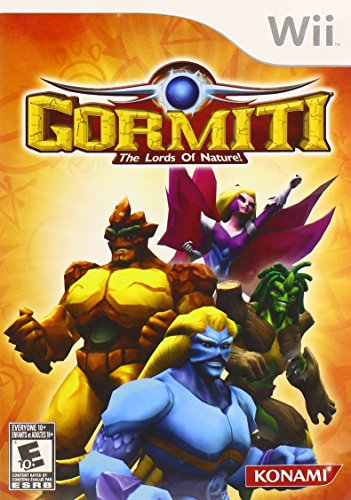 Gormiti: The Lords of Nature! - Nintendo Wii - 1