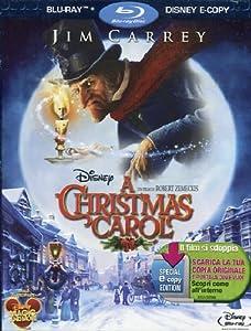 A Christmas Carol (2009) (Blu-Ray+E-Copy) [Italian Edition]