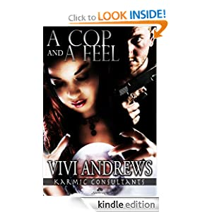 A Cop and a Feel Vivi Andrews