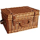"17"" WILLOW PICNIC BASKET"