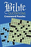 img - for Bible Quotations Crossword Puzzles by Randolph, Boris (2002) Paperback book / textbook / text book