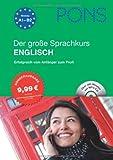 PONS Der große Sprachkurs Englisch - Erfolgreich vom Anfänger bis zum Profi!
