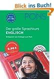 PONS Der gro�e Sprachkurs Englisch