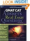 GMAT: Answers to the Real Essay Questions