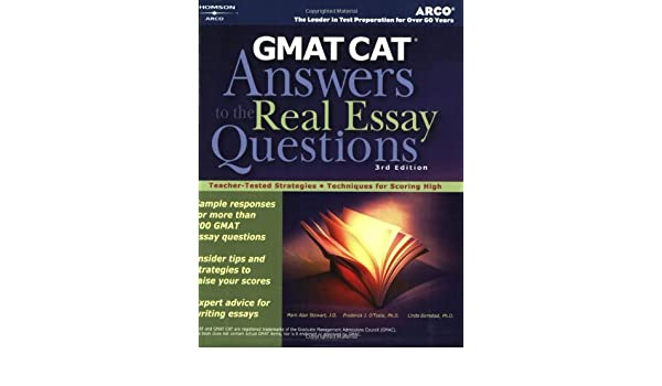 gmat essay practice test Gmat sample questions  with practice,  reading comprehension represents the gmat test area that is most difficult to improve quickly,.
