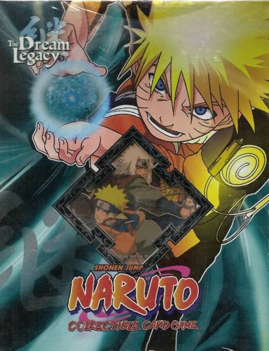 Naruto Collectible Trading Card Game The Dream Legacy Theme Deck Starter - Naruto (Set A-1)