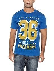 Ferrous Men Cotton T-Shirt - B00MMF349K