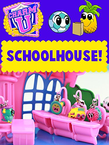 Charm U Schoolhouse Toy Playset and Blind Bag Opening!