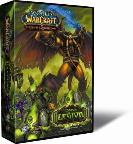 World of Warcraft: March of Legion Deck 2007 - 1