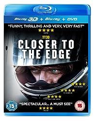 TT3D: Closer to the Edge (Blu-ray 3D + Blu-ray + DVD)