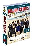 MAJOR CRIMES ~重大犯罪課 〈サード〉 セット1(5枚組) [DVD] -