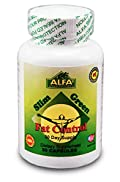 Slim Green Fat Control 30 Capsules By Alfa Vitamins. Helps Weight Loss Diet. Detox. Immune System Support