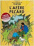 echange, troc Hergé - Les aventures de Tintin: L'afére Pecârd: Edition en arpitan