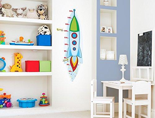 i love wandtattoo m 13 010 kinderzimmer messlatte weltall. Black Bedroom Furniture Sets. Home Design Ideas