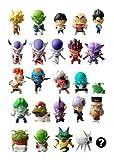 アニメヒーローズ ミニビッグヘッドフィギュア ドラゴンボールZ 其之二 最強の宇宙人・フリーザ編 1BOX