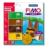 Staedtler Fimo Soft Set Kits For Kids Pirate Island 8024 38 L2