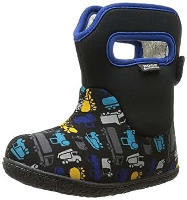 Amazon.com: Bogs Toddler Classic Trucks Winter Snow Boot